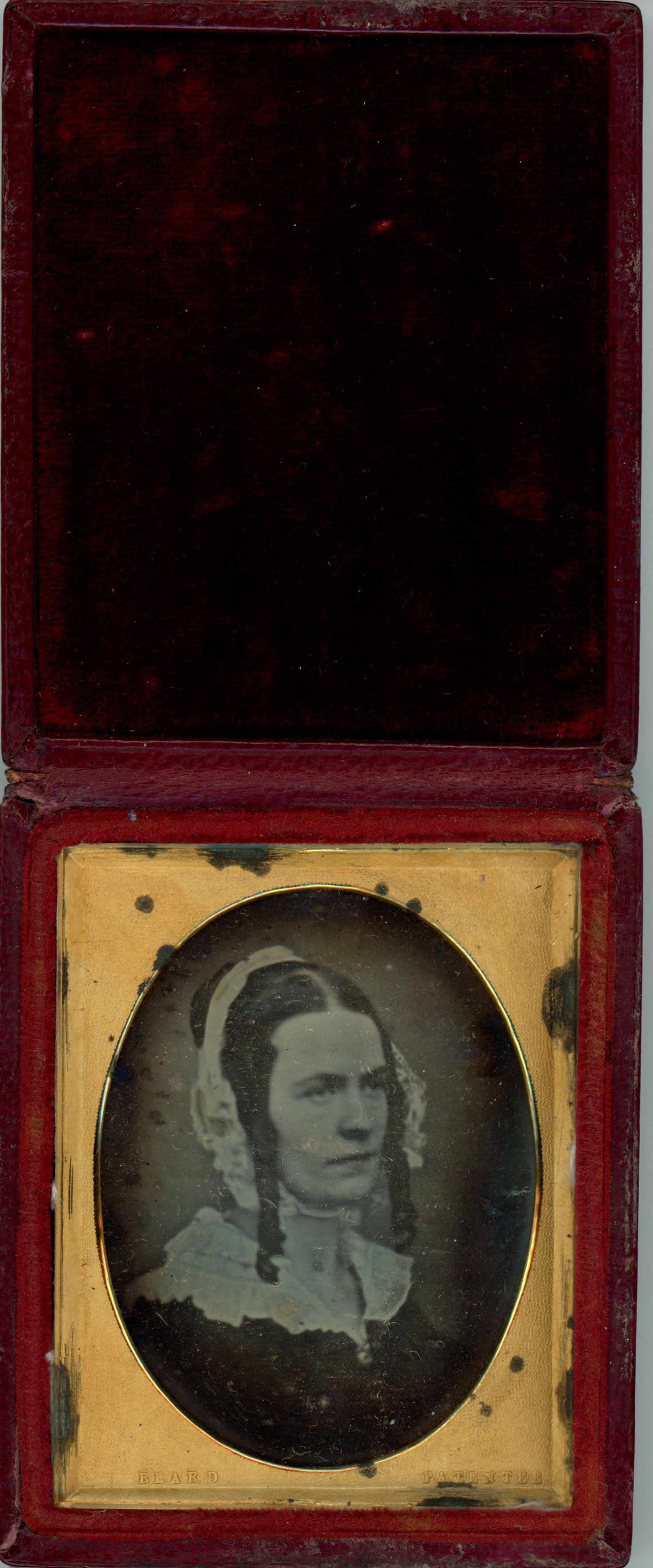 ninth plate, 1841–1843, 2 x 2½ in. Collection of Steve Edwards.