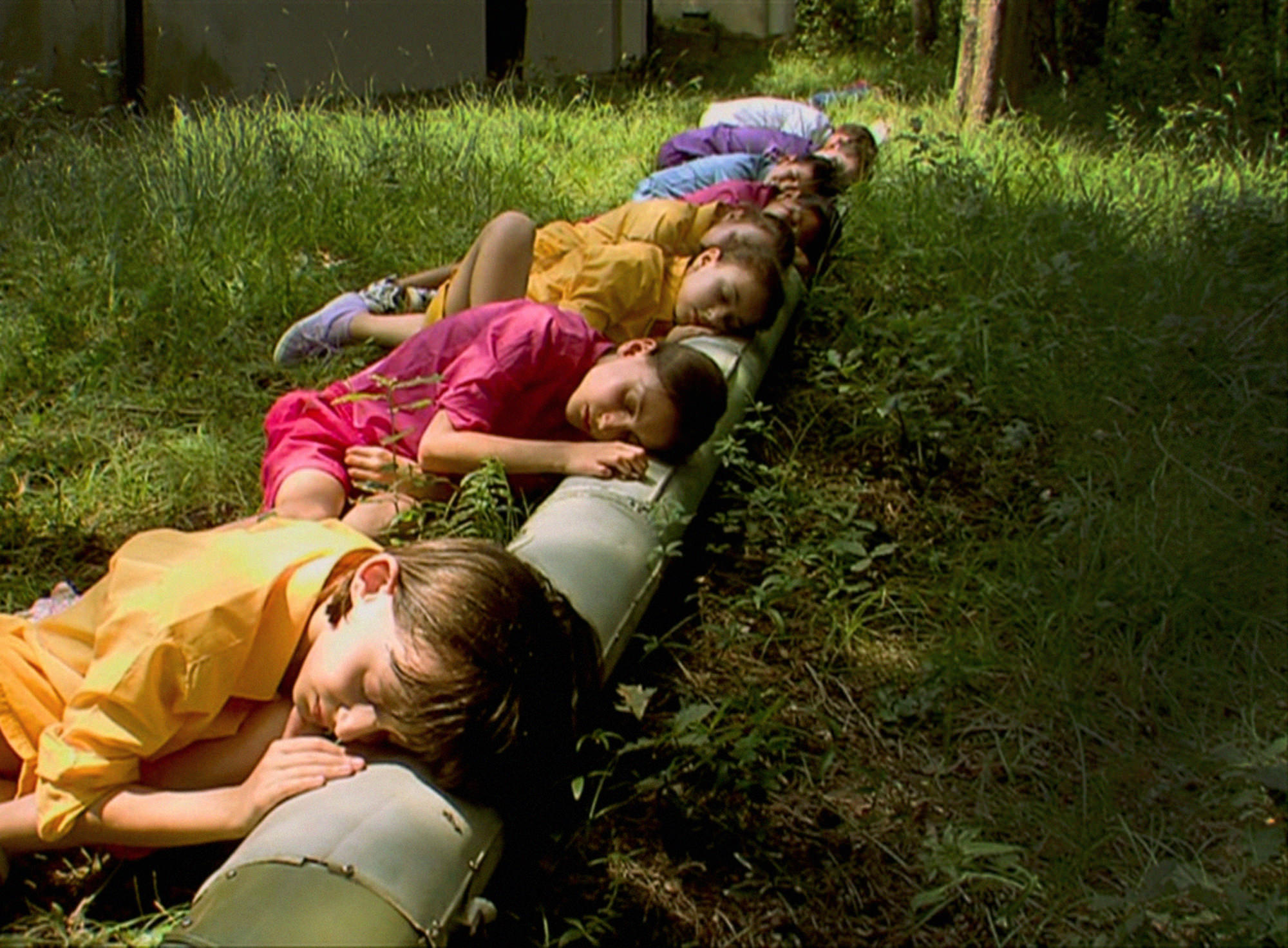 <i>Children of Unquiet</i> (video still), 2013-2014