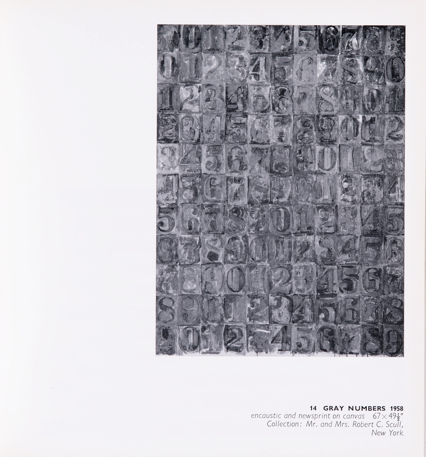 Whitechapel Gallery, December 1964 (London: Whitechapel Gallery, 1964): plate 14.