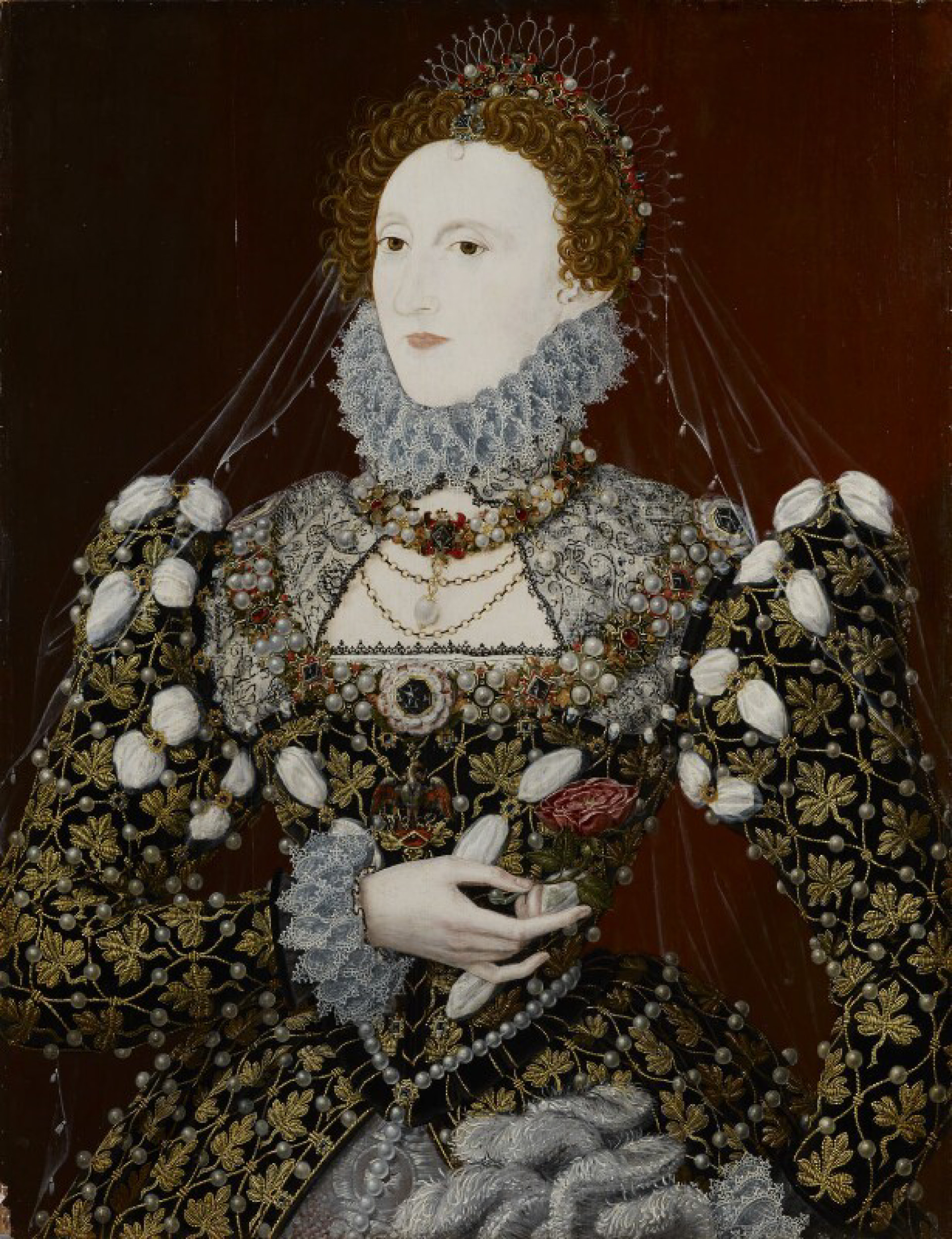 "Queen Elizabeth I ""The Phoenix Portrait"""