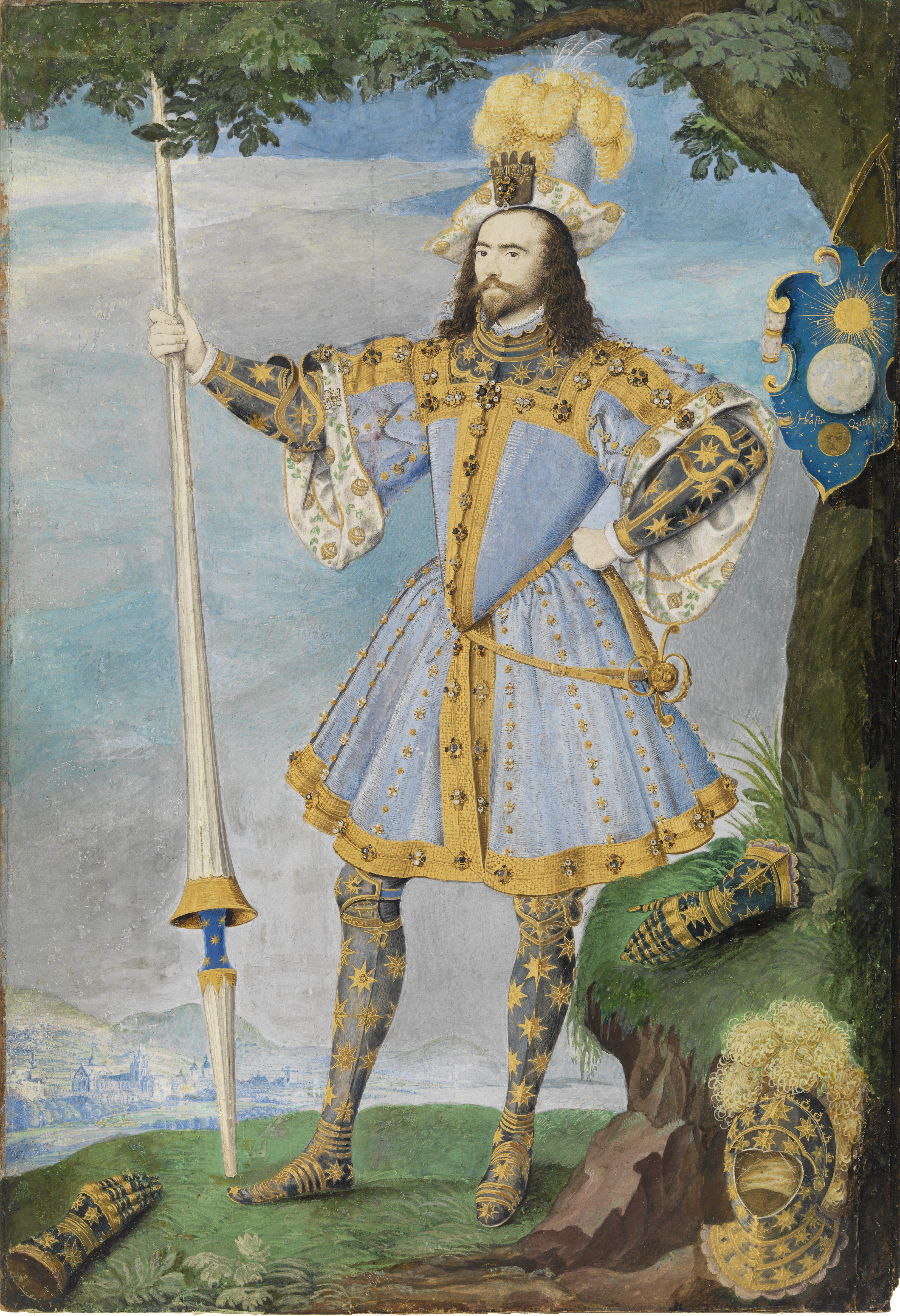 George Clifford, Earl of Cumberland