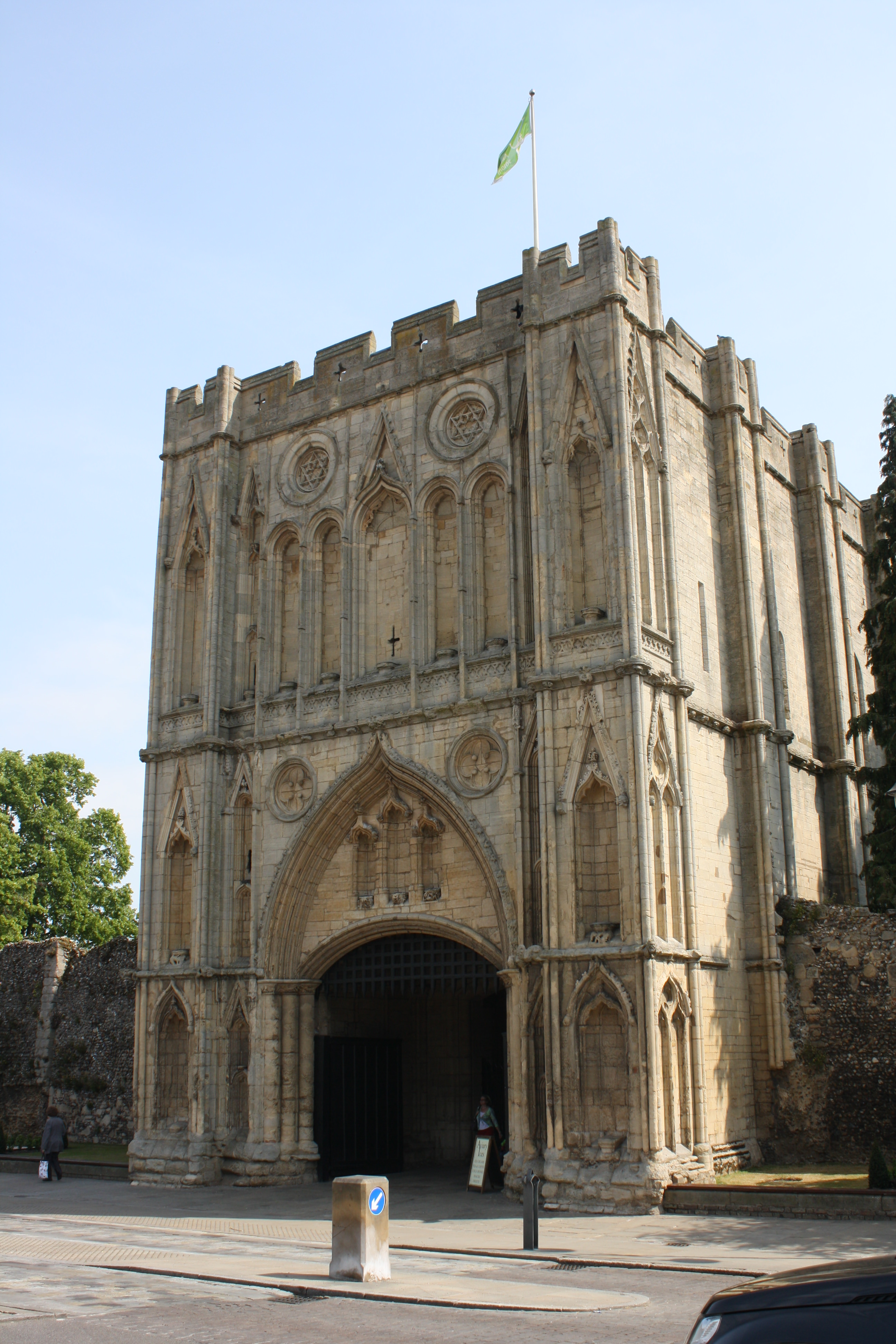 <i>Bury St Edmunds, Suffolk</i>.