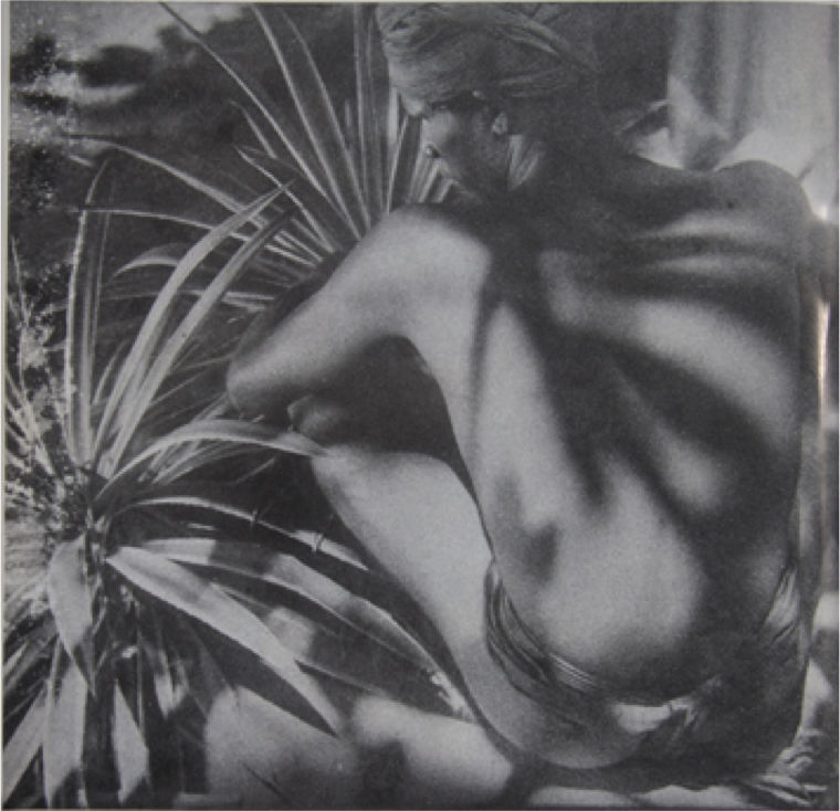 ca. 1940s, gelatin silver print on paper.
