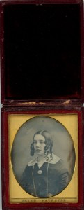 ninth plate, circa 1841–1843, 2 x 2½ in. Collection of Steve Edwards.