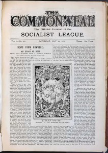 <i>The Commonweal</i>, 24 May 1890