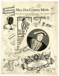 The May-Day Country Mirth