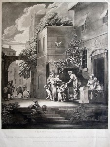 mezzotint, 59.6 x 42.8 cm. Gainsborough's House, Sudbury