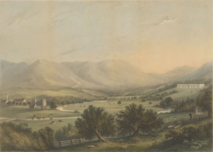 Panshanger, Tasmania, the seat of Joseph Archer, Esquire