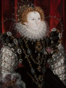 "Queen Elizabeth I ""The Rothschild Portrait"""
