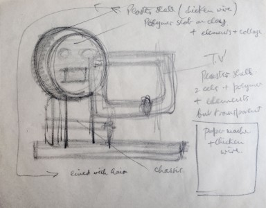 Sketches for a Construction