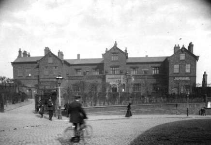Ancoats Old Hall, Manchester