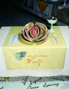 Virginia Woolf Placesetting