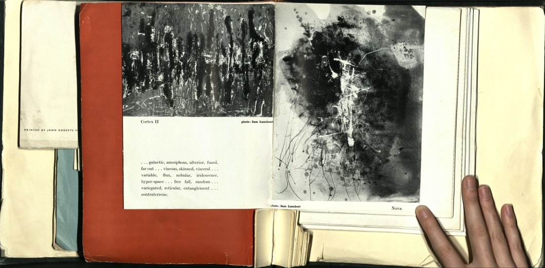 reproduced in <i>Paintings and Drawings by Magda Cordell</i>, 1956, exhibition catalogue. National Art Library, London