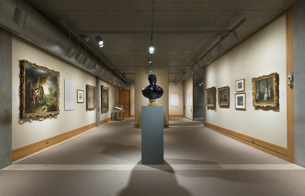 Installation view, <i>Figures of Empire</i>