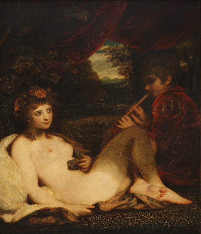 Venus and the Piping Boy