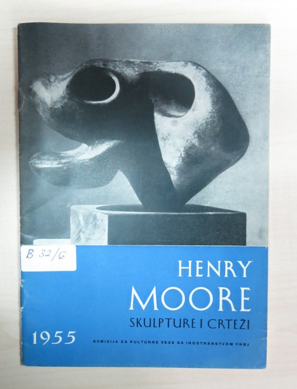 Henry Moore: izlozba skulpture i crteza (Henry Moore: exhibition of sculpture and drawings)