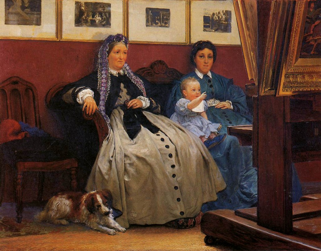 1867, oil on panel, 42.1 x 54 cm. Collection of Groninger Museum, Groningen (1903.0002).