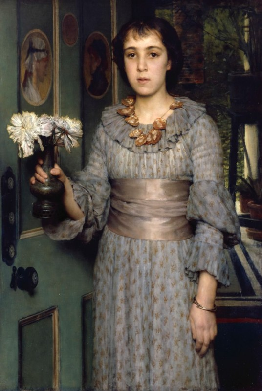1883, oil on canvas, 113 x 78.5 cm. Collection of Royal Academy of Arts, London (03.908).