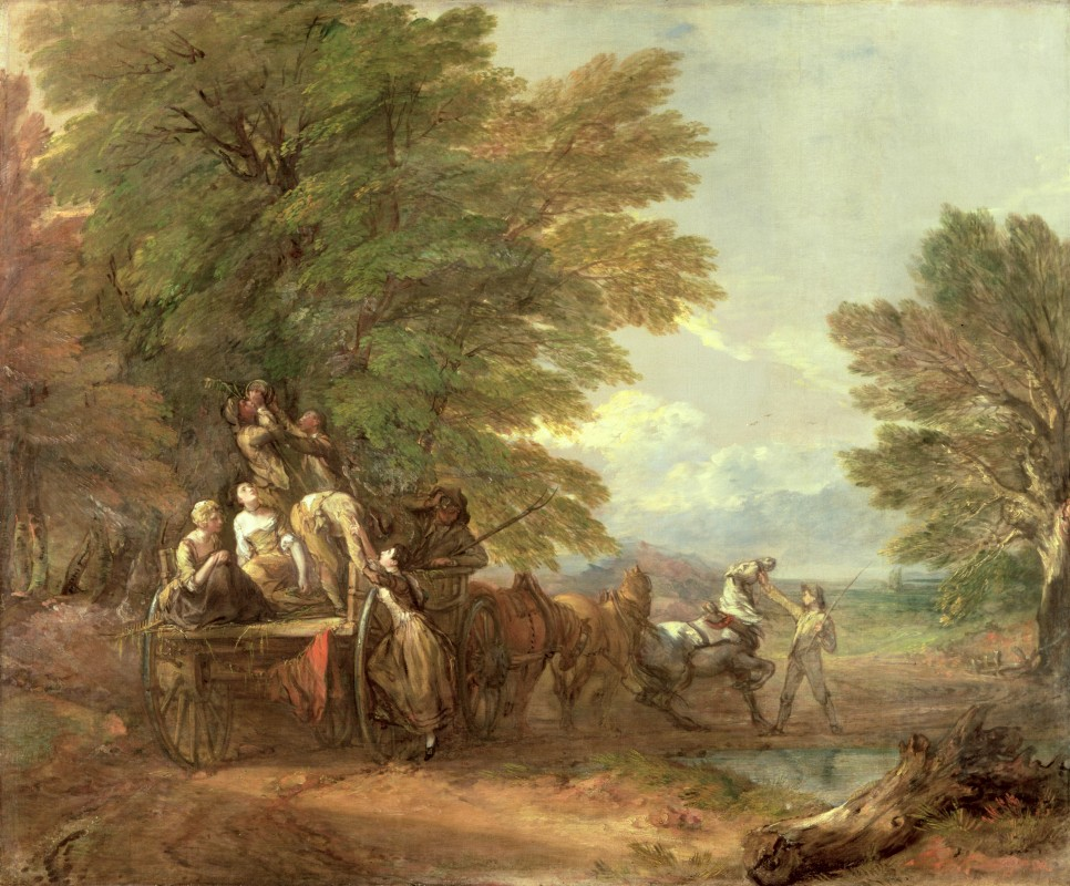 ca. 1767, oil on canvas, 120.5 x 144.7 cm. Collection of The Henry Barber Trust, The Barber Institute of Fine Arts, University of Birmingham (46.8).