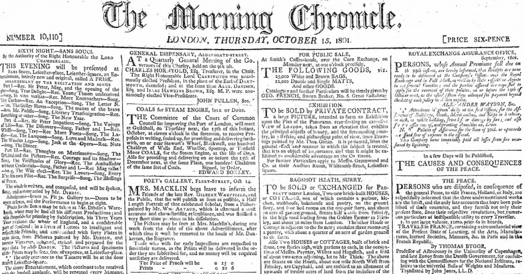 The Morning Chronicle
