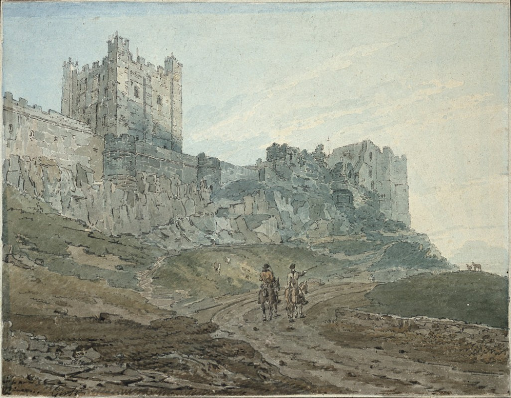 1792–1793, graphite, watercolour and bodycolour on wove paper, 16.9 x 21.8 cm. Collection of Ashmolean Museum, University of Oxford (WA1934.119.1).