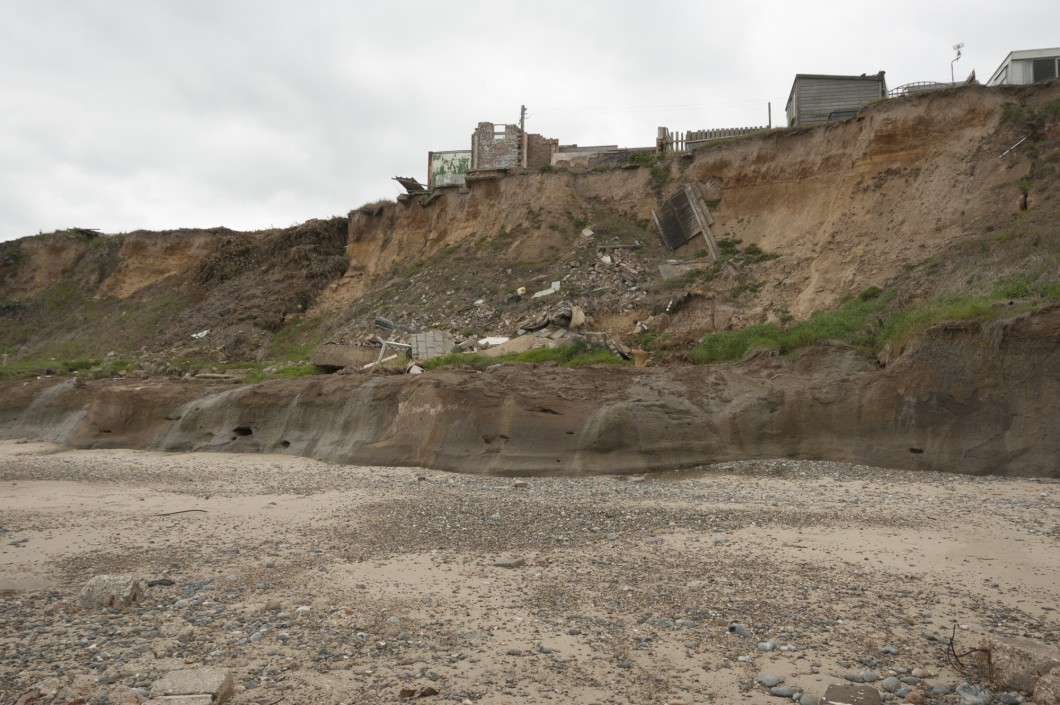 from <i>Reclaiming Doggerland: Day Four, 30 May 2011</i>, 2011, photograph.