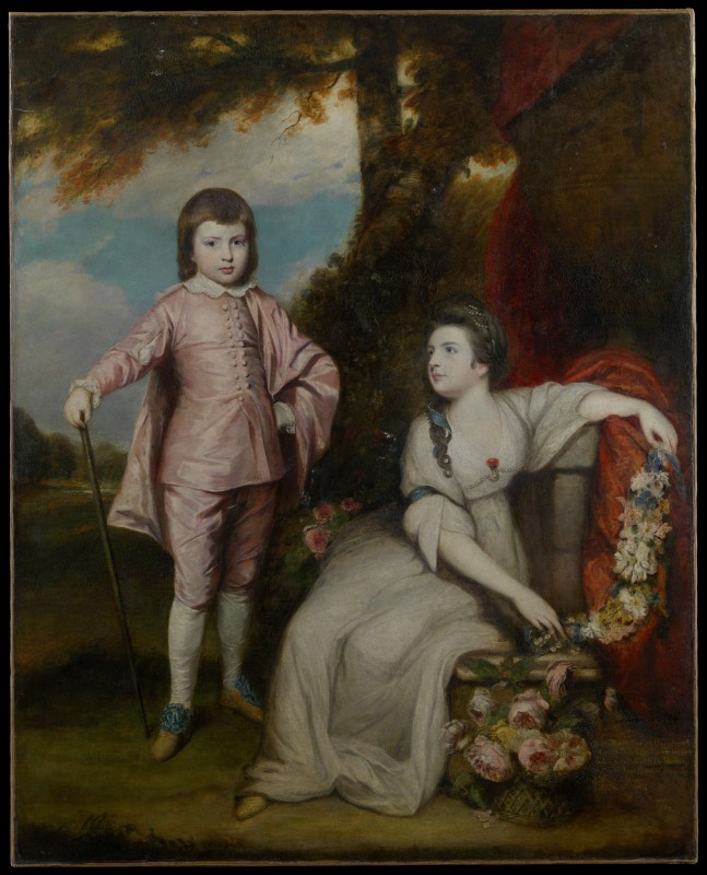 1768, oil on canvas, 181.6 x 145.4 cm. Collection of The Metropolitan Museum of Art, New York, Gift of Henry S. Morgan, 1948 (48.181).