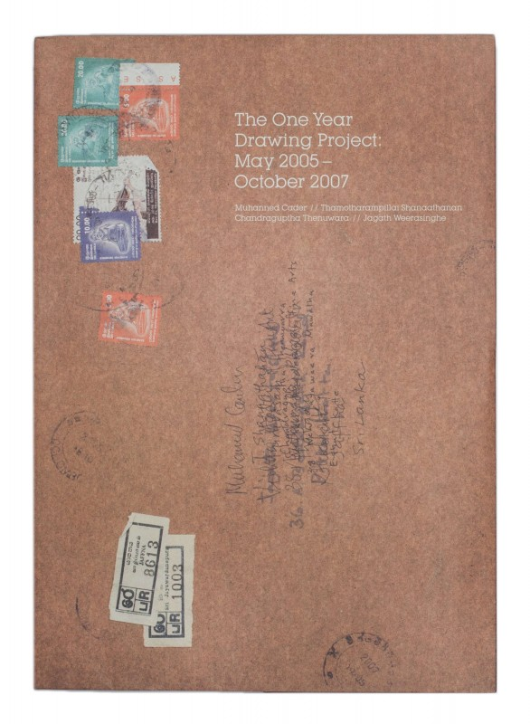 The One Year Drawing Project: May 2005–October 2007