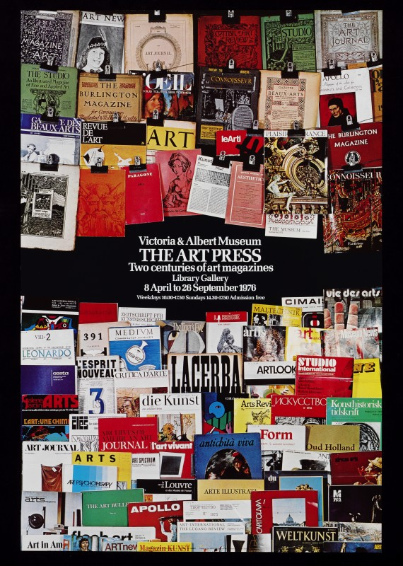 The Art Press: Two Centuries of Art Magazines