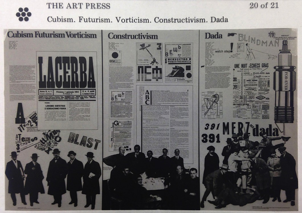 The Art Press: Two Centuries of the Art Periodical