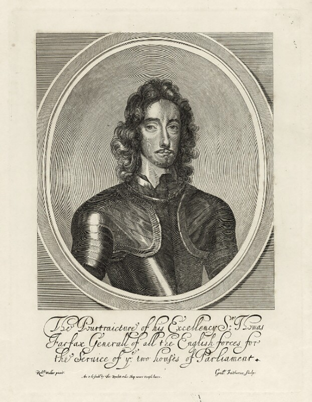 ca. 1646, engraving, 28.5 x 20 cm. Collection of National Portrait Gallery, London (NPG D27093).