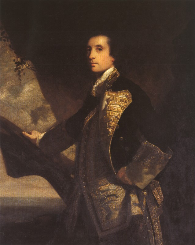 1761, oil on canvas, 127 x 101.6 cm. Petworth House collection