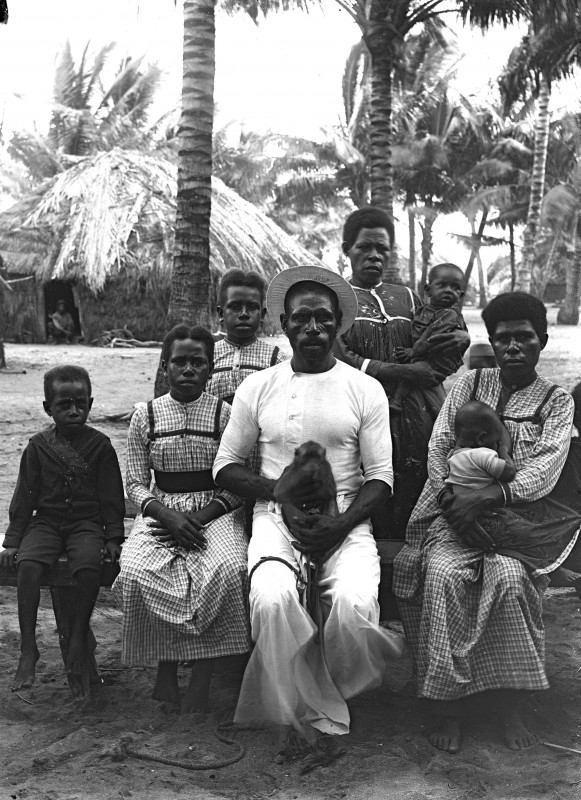 Family traces: Torres Strait