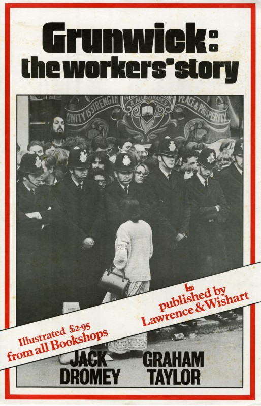 Grunwick: The Workers' Story