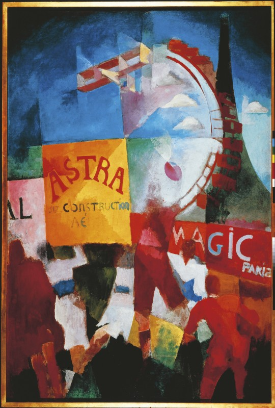 1912–13, oil on canvas, 195 x 130 cm. Collection of Van Abbemuseum, Eindhoven.