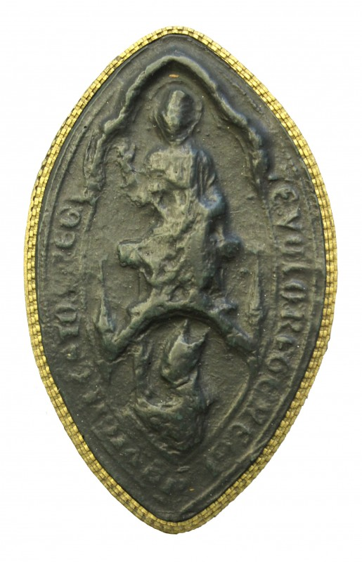 Counterseal of bishop Ralph Neville