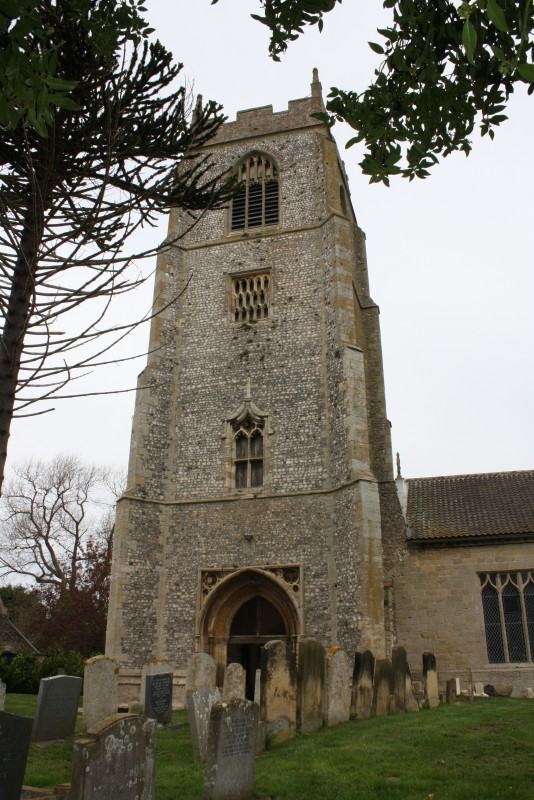 Porch-tower, St Mary's Church