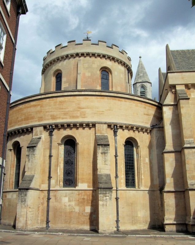 London, ca. 1158–61, restored 1840–43 and 1947–53.