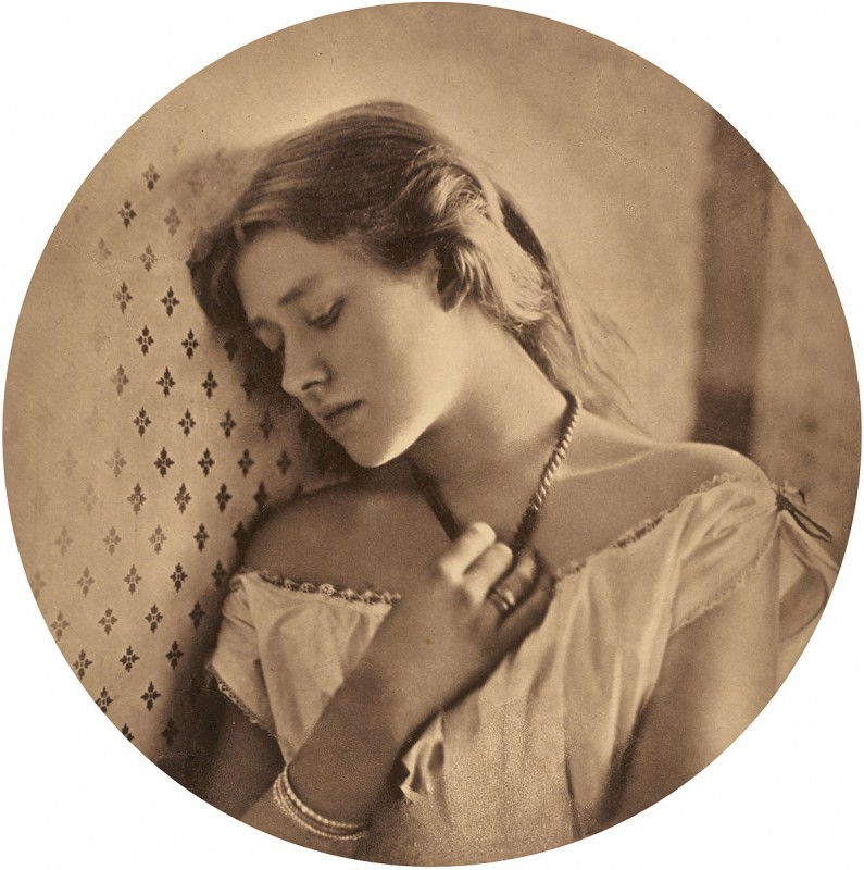 photograph of Ellen Terry